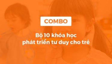 10 khóa học phát triển tư duy cho trẻ