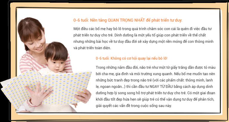 khóa học tư duy cho trẻ