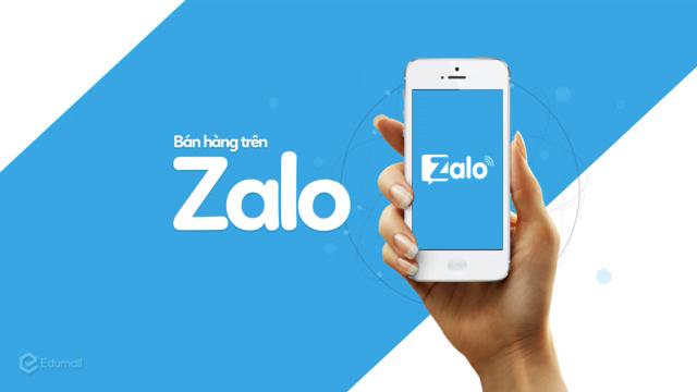 Bật mí bí kíp kinh doanh trên Zalo hiệu quả
