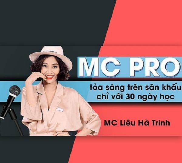 MC Pro - Toả sáng trên sân khấu chỉ với 30 ngày học