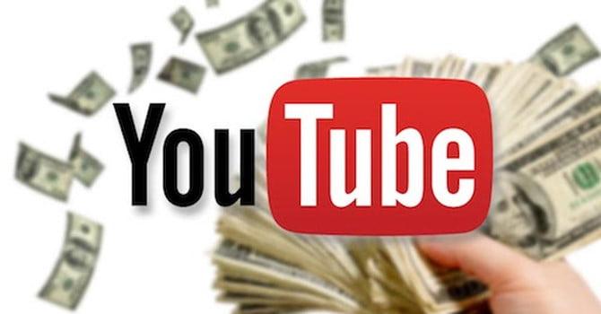 3 cách kiếm tiền từ youtube đơn giản