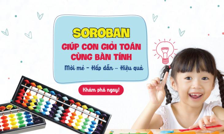 Nên cho con học Toán Soroban online hay học trực tiếp tại các trung tâm?