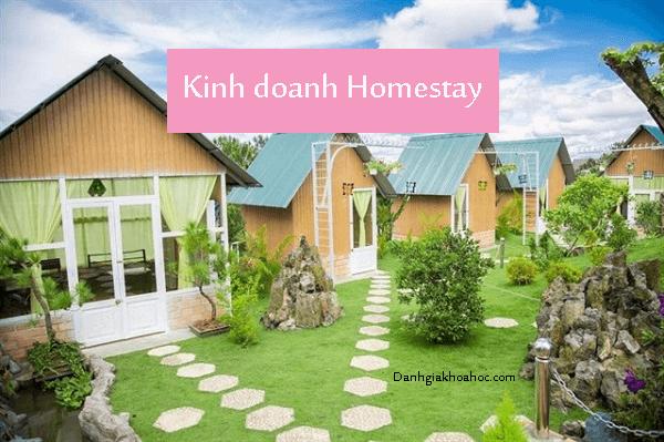 Đánh giá khóa học Kinh doanh Homestay