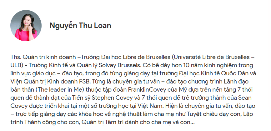 Nguyễn Thu Loan