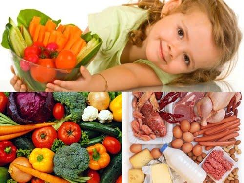 Top 3 thực phẩm vàng bổ máu cho trẻ