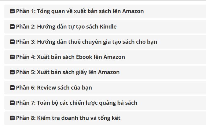 Kiếm tiền toàn cầu với Amazon bằng cách xuất bản Ebook của bạn