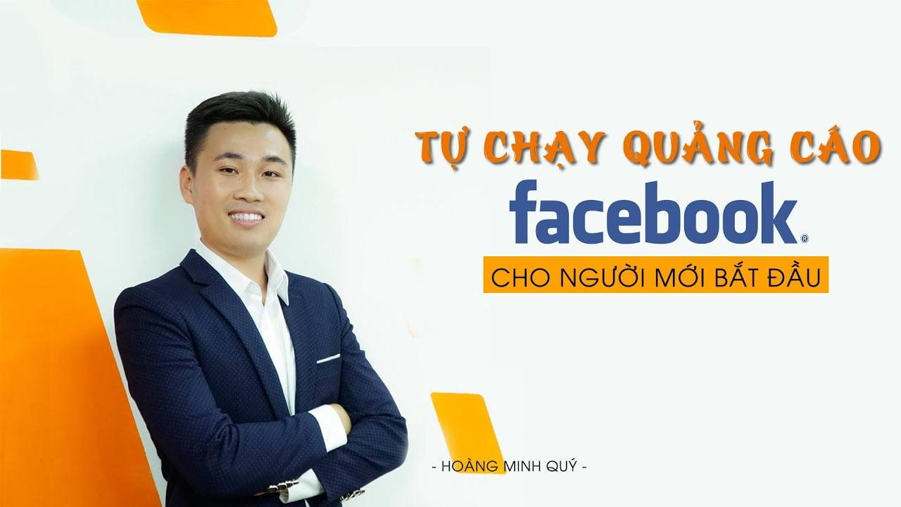 Tự chạy quảng cáo Facebook cho người mới bắt đầu
