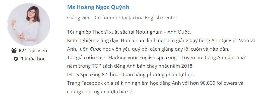 Tiếng Anh giao tiếp thực tế