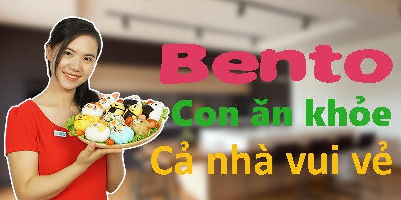 Review khóa học Bento - Con ăn khỏe, cả nhà vui vẻ