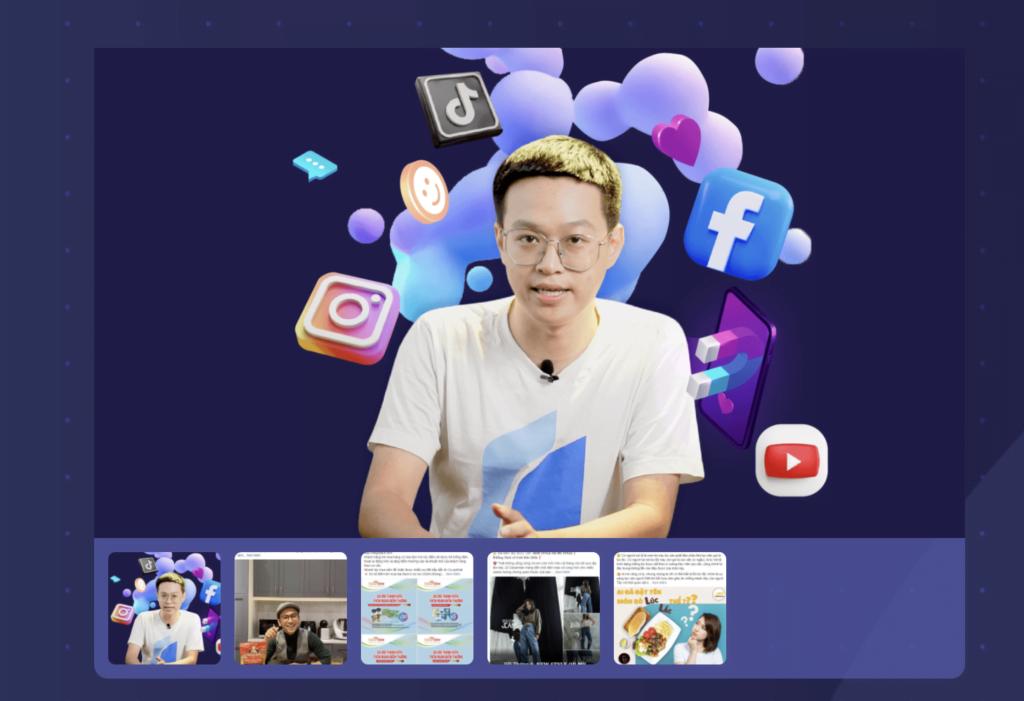 Khoá học miễn phí Mini Course: Social Media Marketing 101