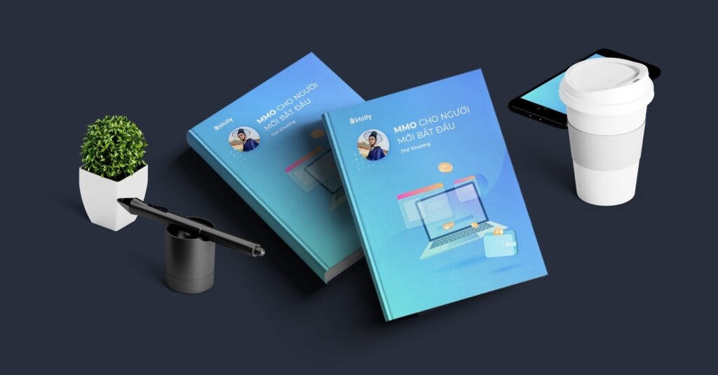 Ebook miễn phí: MMO cho người mới bắt đầu