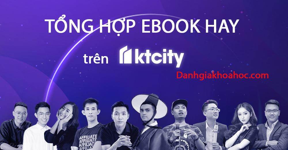 Tổng hợp Ebook hay trên KTcity - Miễn phí và siêu rẻ
